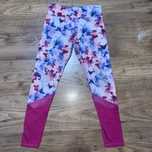 Old Navy Active Floral Leggings